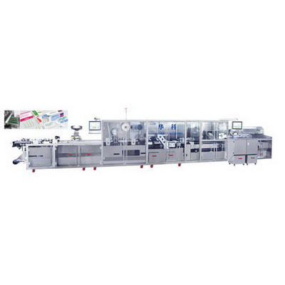 DPP-260E/ZHJ-300D  Automatic Plate Type Blister-Box Packing Production Line