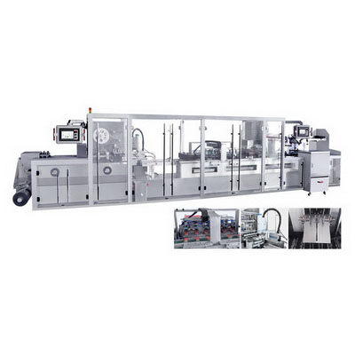 DPP-260D/ZHJ-160D  Penicillin Bottle(Vertical Type)Automatic Packing Production Line