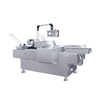 ZHJ-120D Automatic Cartoning Machine