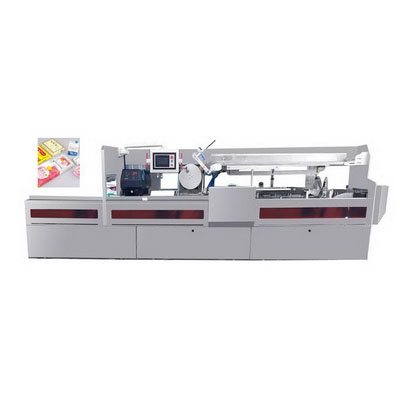 ZHJ-120F Automatic Cartoning Machine