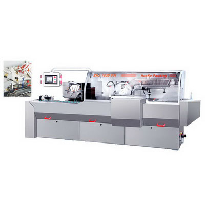 ZHJ-160D Automatic Cartoning Machine