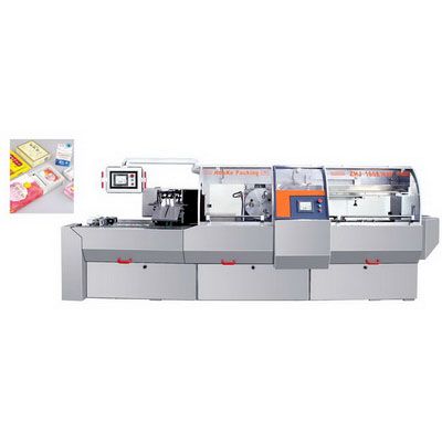 ZHJ-160E Automatic Cartoning Machine