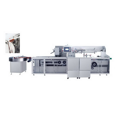ZHJ-300D Automatic High Speed Cartoning Machine