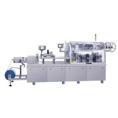 DPP-260D Flat Plate Alu-plastidAlu-Alu Automatic Blister Packing Machine