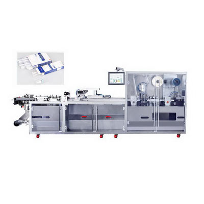 DPP-260E Cantilever Style Flat-plate Blister Machine